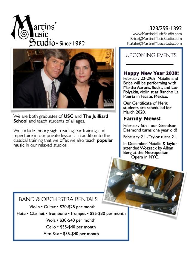 January 2020 newsletter copy